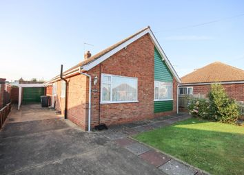 Thumbnail 2 bed detached bungalow for sale in Reynolds Avenue, Caister-On-Sea, Great Yarmouth