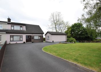 Thumbnail 4 bedroom semi-detached house for sale in Milltown Street, Burren, Warrenpoint