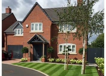 Thumbnail 4 bed detached house for sale in Frederick Howarth Drive, Sandbach