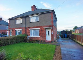 Thumbnail 3 bed semi-detached house for sale in Wragby Road, Bardney, Lincoln