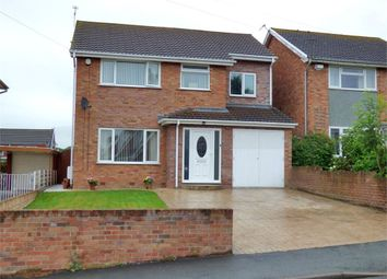 Thumbnail 4 bed detached house for sale in The Ridgeway, Marchwiel, Wrexham