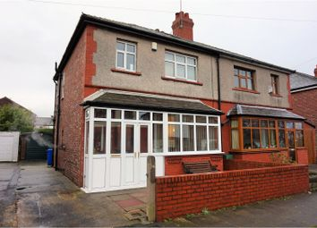 Thumbnail 3 bedroom semi-detached house for sale in St. Marys Avenue, Manchester