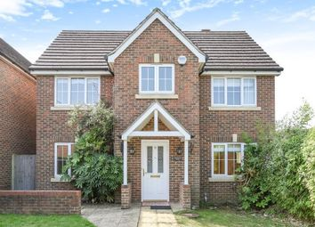 Thumbnail 4 bed detached house to rent in Vancouver Close, Orpington