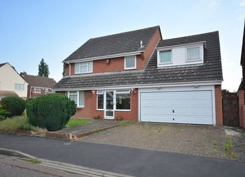 Thumbnail 4 bed detached house for sale in Wakerfield Close, Emerson Park, Hornchurch
