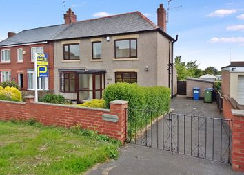 Thumbnail 2 bedroom semi-detached house for sale in Coast Road, Blackhall Colliery, Hartlepool