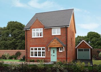 Thumbnail 4 bed detached house for sale in Weaver Park, Access Via School Lane, Hartford, Cheshire