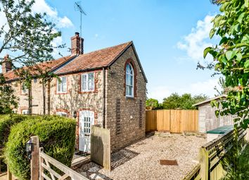 Thumbnail 1 bedroom end terrace house for sale in Digging Lane, Fyfield, Abingdon