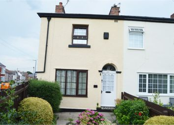 Thumbnail 2 bed end terrace house for sale in Rake Lane, Wallasey, Wirral