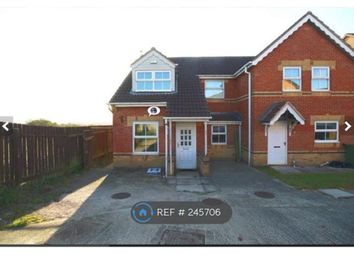 Thumbnail 3 bed semi-detached house to rent in Piperwell Close, Heckmondwike