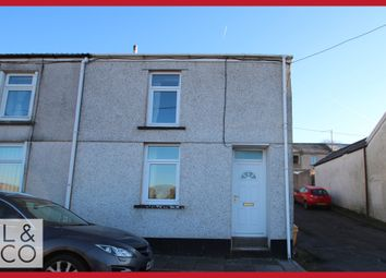 Thumbnail 2 bedroom end terrace house to rent in Kimberley Terrace, Georgetown, Tredegar