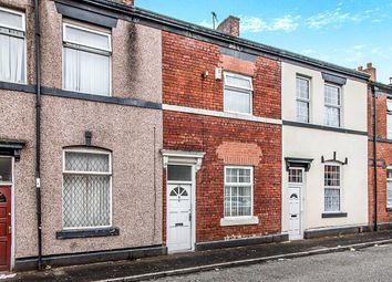 Thumbnail 2 bedroom terraced house for sale in Shepherd Street, Bury