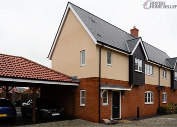 3 bed semi-detached house for sale in Summertime Drive, Colchester, Essex CO4