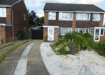 Thumbnail 3 bed semi-detached house for sale in Papyrus Way, Sawtry, Huntingdon