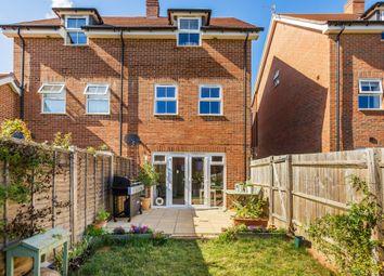 4 bed semi-detached house for sale in Worsfield Road, Broadbridge Heath, Horsham RH12