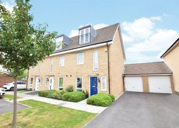Thumbnail 3 bed end terrace house for sale in Vickers Row, Bracknell, Berkshire