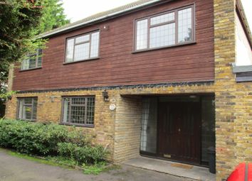 Thumbnail 5 bed detached house to rent in Brentwood Road, Romford