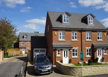 Thumbnail 3 bed semi-detached house for sale in Hallfield Lane, Wetherby