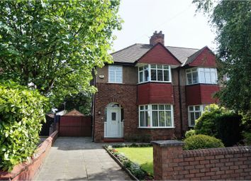 Thumbnail 3 bed semi-detached house for sale in Alder Road, Liverpool