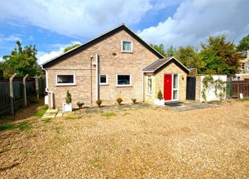 Thumbnail 3 bed detached house for sale in Cherry Hinton Road, Cherry Hinton, Cambridge
