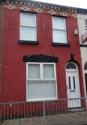 Thumbnail 3 bed terraced house for sale in Oakfield Road, Liverpool, Merseyside