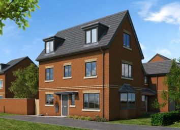"Thumbnail 4 bed property for sale in ""The Overton At Jubilee Gardens"" at Princess Drive, Liverpool"