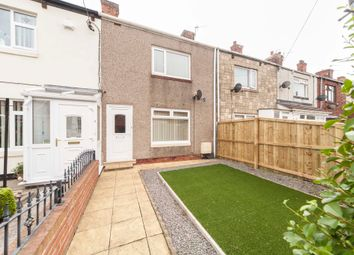 Thumbnail 2 bed terraced house for sale in Meadow Avenue, Blackhall Colliery, Hartlepool
