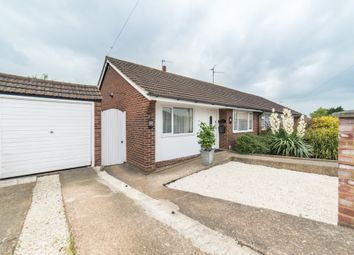 Thumbnail 3 bedroom bungalow for sale in Matlock Crescent, Luton