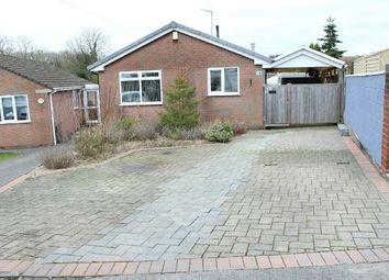 Thumbnail 1 bed bungalow for sale in Croft Close, Hilltop, Pinxton