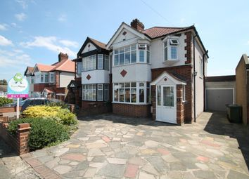 Thumbnail 3 bed semi-detached house for sale in Wellington Road, Bexley