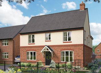 "Thumbnail 4 bed detached house for sale in ""The Ansell"" at Harbury Lane, Heathcote, Warwick"