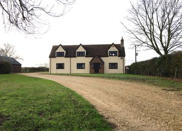 Thumbnail 4 bed farmhouse to rent in Depden Farmhouse, Godmanchester, Cambridgeshire