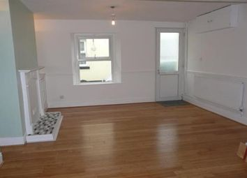 Thumbnail 2 bed terraced house to rent in Brent Road, Paignton