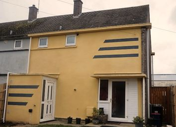 Thumbnail 2 bed semi-detached house for sale in Traffwll Road, Caergeiliog