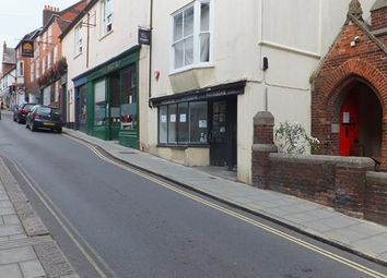 Thumbnail Retail premises for sale in 5 Station Street, Lewes, East Sussex