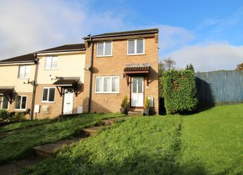 Thumbnail 3 bed end terrace house for sale in Slipperstone Drive, Ivybridge