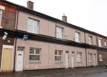 Thumbnail 3 bed terraced house to rent in Peel Road, Bootle