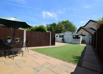 Thumbnail 4 bed bungalow for sale in Red Lodge Crescent, Bexley, Kent