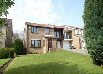 Thumbnail 4 bed semi-detached house for sale in Lambton Court, Peterlee