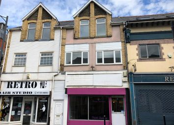 Thumbnail Retail premises for sale in 8 Hanbury Road, Bargoed, Caerphilly