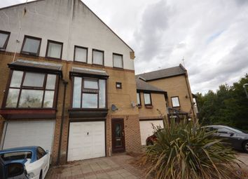 Thumbnail 4 bed terraced house for sale in Watersmeet Way, North Thamesmead, London