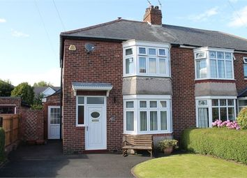 Thumbnail 2 bed semi-detached house for sale in The Grove, Whickham, Newcastle Upon Tyne.