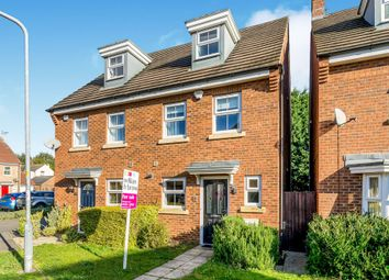 Thumbnail 3 bed semi-detached house for sale in Bluebell Close, Wellingborough