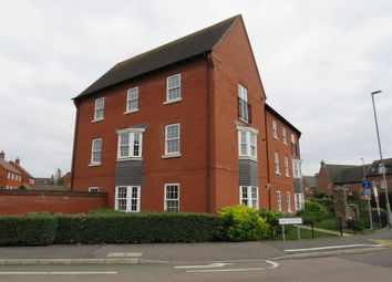 Thumbnail Flat for sale in Greetham Way, Syston, Leicester