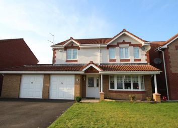 Thumbnail 4 bed detached house for sale in Westfarm Crescent, Cambuslang, Glasgow, South Lanarkshire