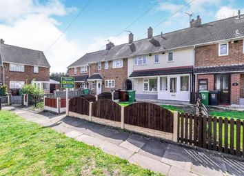 Thumbnail 3 bed terraced house for sale in Davy Road, Walsall, West Midlands