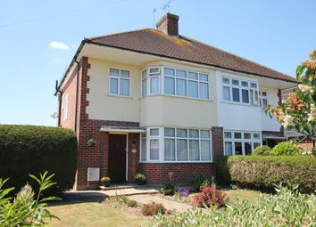Thumbnail 3 bed semi-detached house for sale in Watersfield Road, Worthing