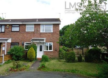 Thumbnail 1 bed semi-detached house to rent in Stuart Close, Darnhall, Winsford