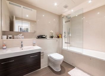 Thumbnail 2 bed flat to rent in Hermitage Court, Knighten Street, London