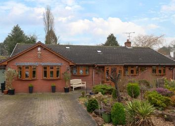 Thumbnail 4 bed bungalow for sale in Old School Close, Weston, Stafford, Staffordshire