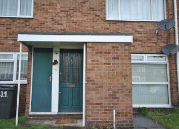 Thumbnail 2 bed maisonette to rent in Selby Close, Kitts Green, Birmingham
